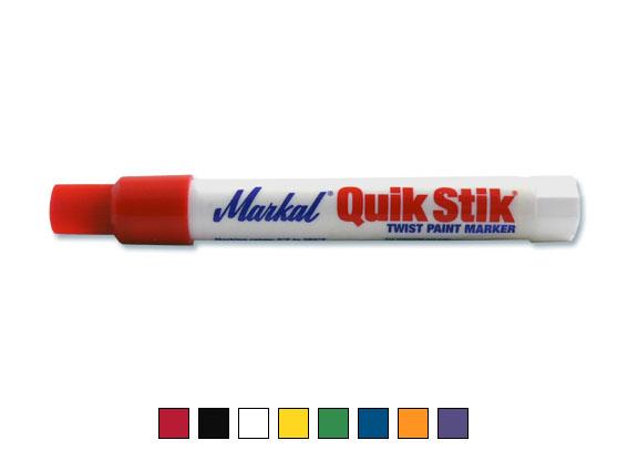 Quik Stik – paint marker, red