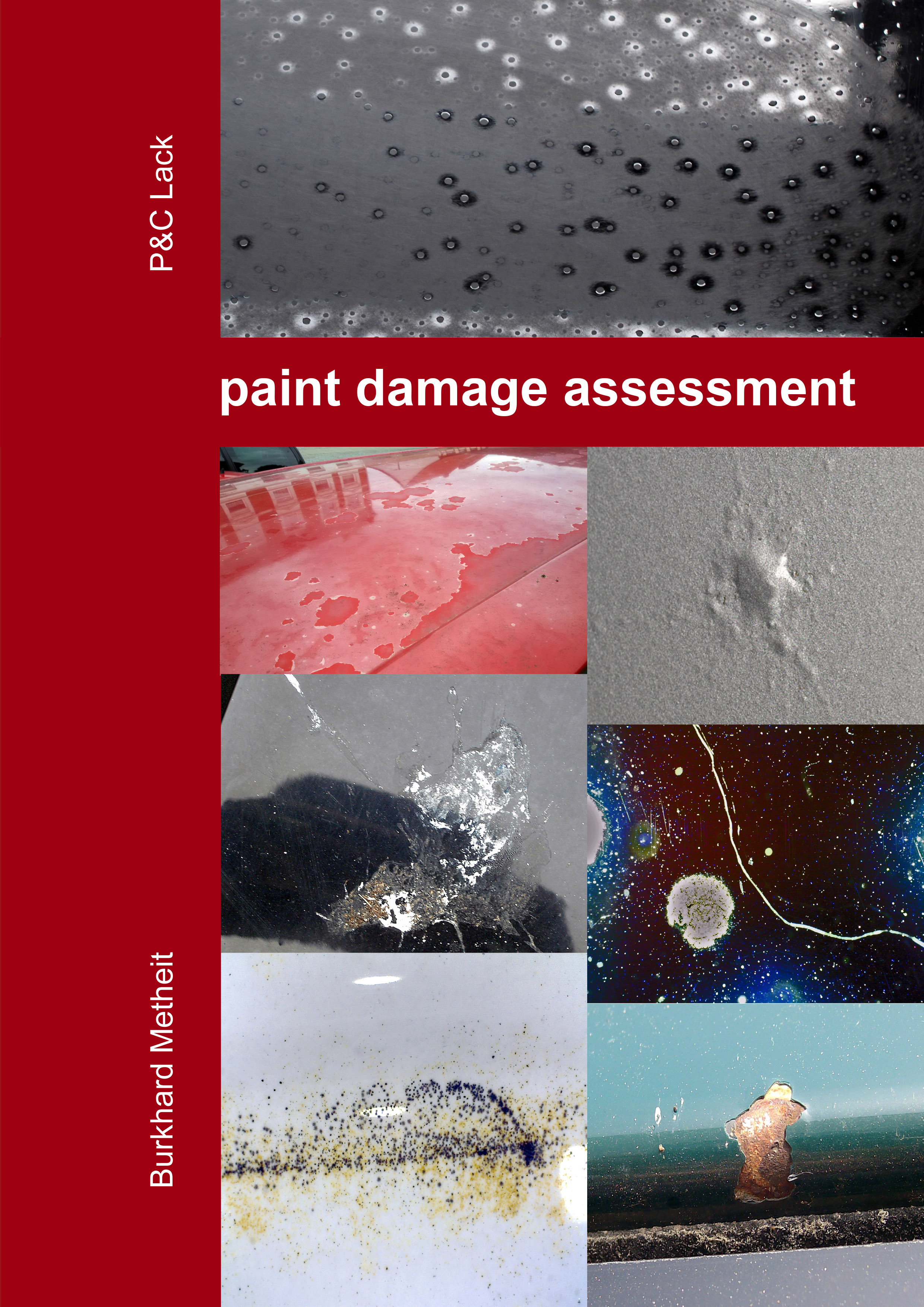 "Technical book ""Paintwork damage assessment"""