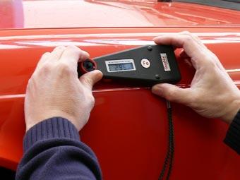 QNix 1500 – Coating thickness gauge