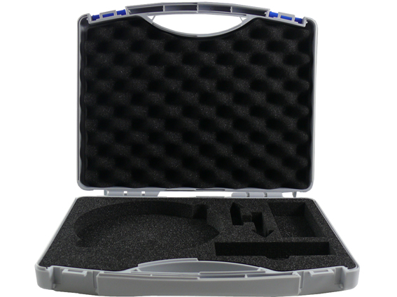 Transport and storage box for documentation aids – empty