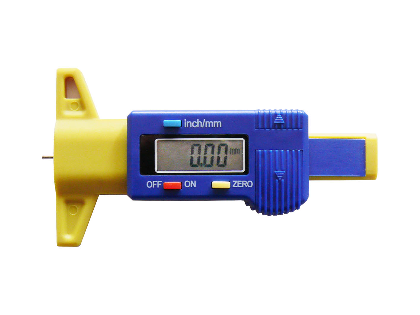 Digital tyre tread gauge