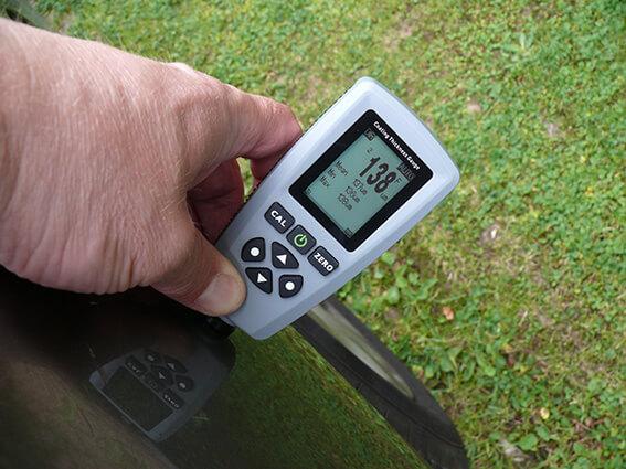 DT-168 – Coating thickness gauge