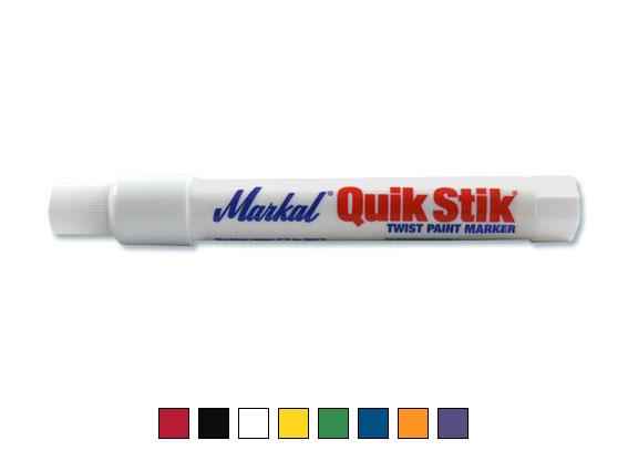 Quik Stik – paint marker, white