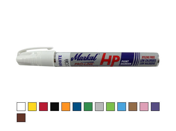 Paint-Riter + Oily Surface HP – paint marker for oily surfaces, white