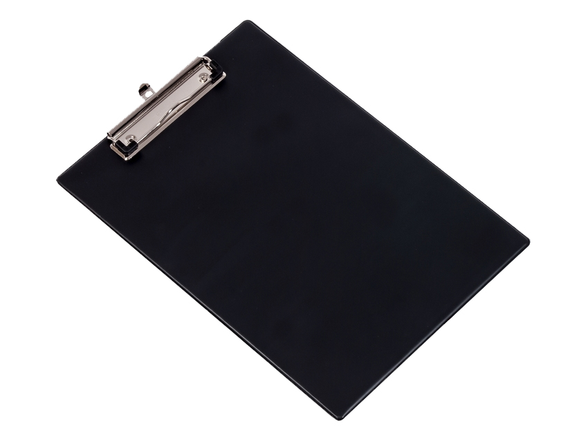 Clipboard, black